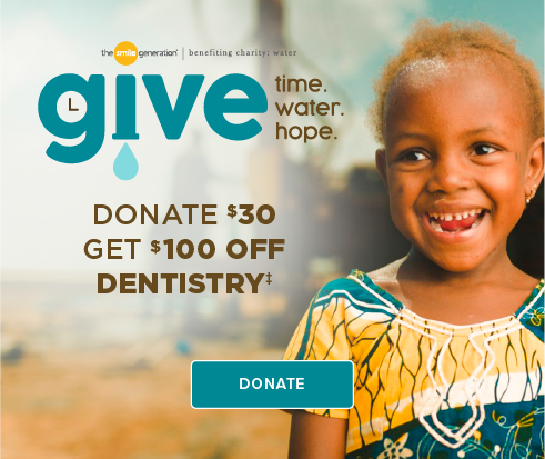 Donate $30, Get $100 Off Dentistry - Tualatin Modern Dentistry